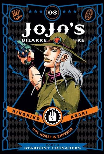 JoJo's Bizarre Adventure: Part 3–Stardust Crusaders, Vol. 3