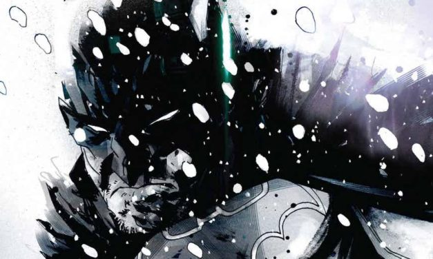 Scott Snyder Announces His 'Last Batman Story For A While'