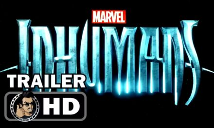 MARVEL'S INHUMANS Official Teaser Trailer (HD) ABC/Marvel Series
