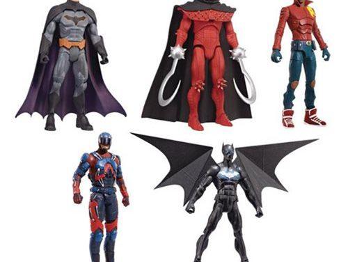 DC Comics Multiverse 6-Inch Action Figure Wave 6 Case