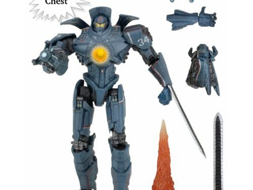 Pacific Rim Gipsy Danger Ultimate 7-Inch Scale Action Figure