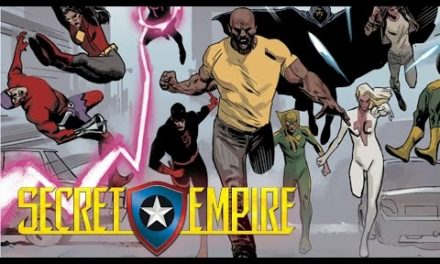 Secret Empire UNITED WE STAND Trailer