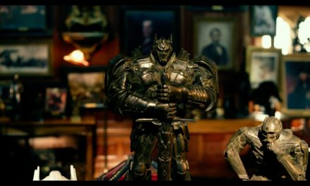 Transformers: The Last Knight – Secret Past TV Spot – Paramount Pictures