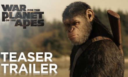 War for the Planet of the Apes | Teaser Trailer [HD]