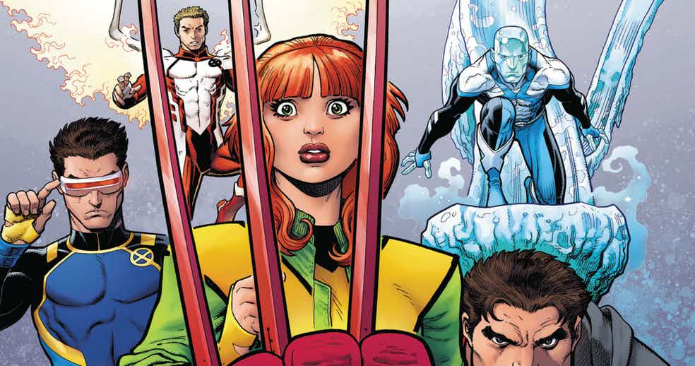 EXCL. PREVIEW: In X-Men Blue #4 a Familiar Mutant Returns