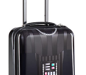 Star Wars Darth Vader Rolling Luggage – Exclusive