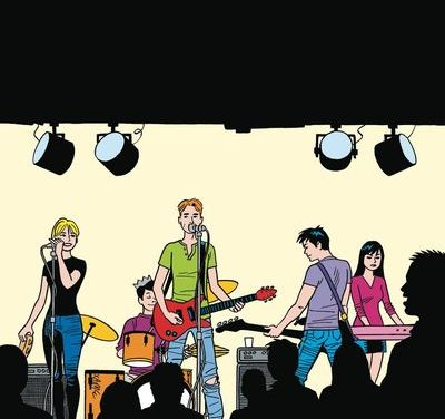 Archies One Shot (Cover A – Jaime Hernandez)