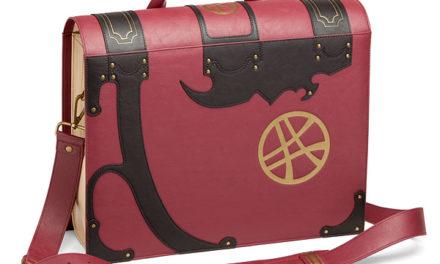 Marvel Book of Vishanti Messenger Bag – Exclusive