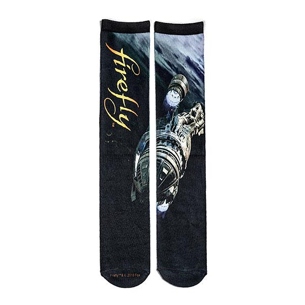 Firefly Serenity Socks