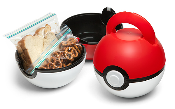 Poké Ball Lunch Case