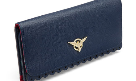 Agent Carter Vegan Leather Wallet