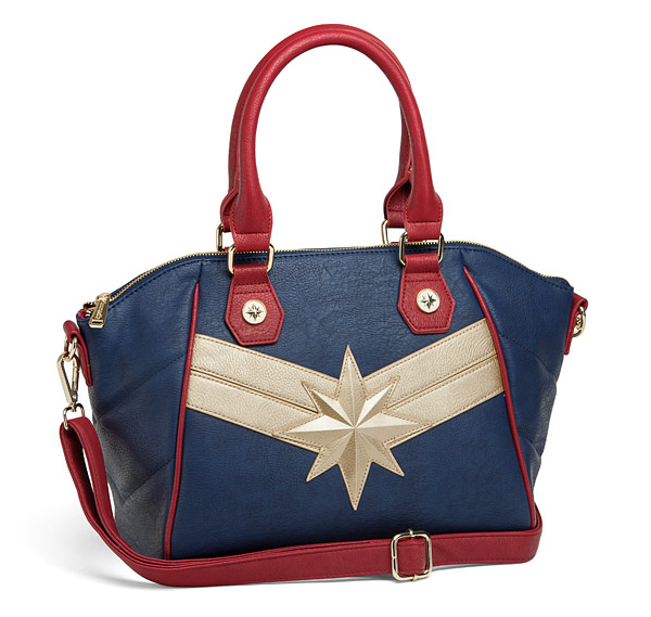 Captain Marvel Sash Purse