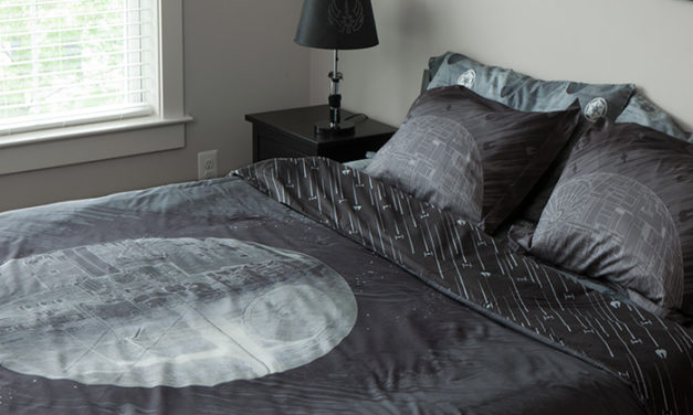 Star Wars Rogue One Death Star Bedding