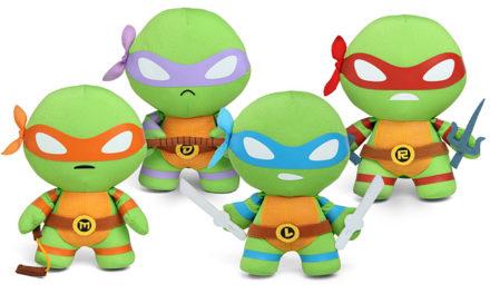 Teenage Mutant Ninja Turtles Chibi Plush