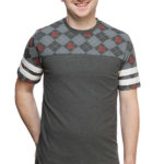 Dungeons and Dragons Striped T-shirt
