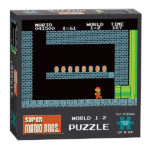 Super Mario Bros. World 1-2 550pc Puzzle – Exclusive