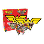 Wonder Woman Logo Shaped 600pc Puzzle