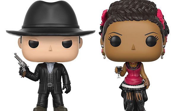 POP Westworld Vinyl Figures