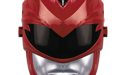 Power Rangers Movie Red Ranger Sfx Mask