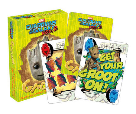 Guardians of the Galaxy 2 Baby Groot Playing Cards