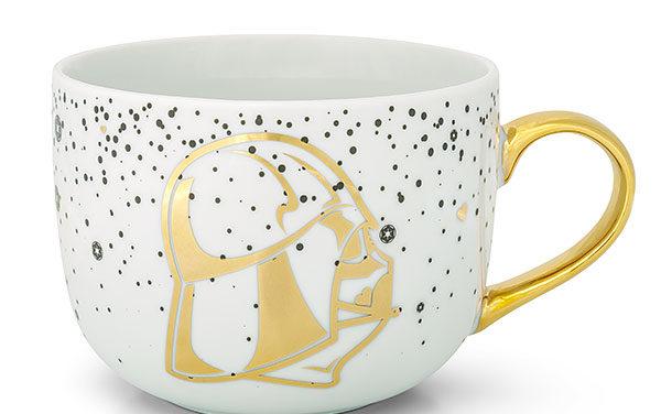 Star Wars Darth Vader Pinache Ceramic Mug