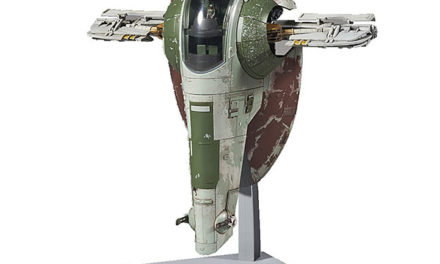 Star Wars Slave I 1/144 Model Kit