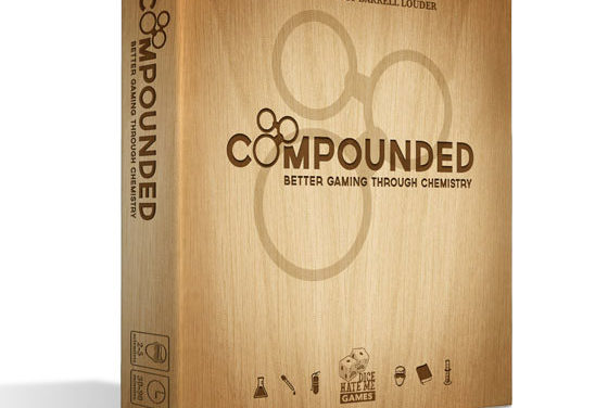 Compounded with Exclusive Card