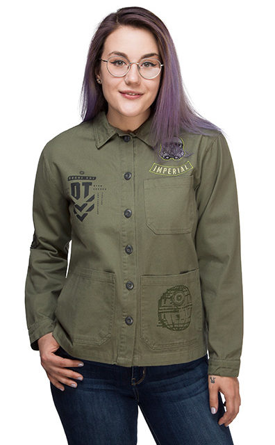 Rogue One Twill Jacket