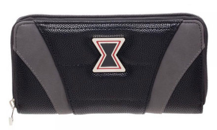 Marvel Black Widow Zip Wallet