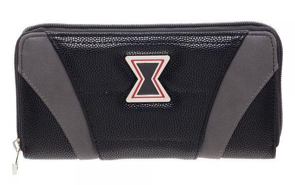 Marvel Black Widow Zip Wallet