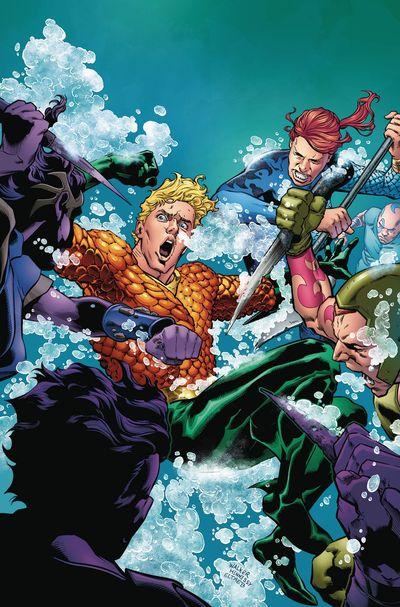 Aquaman #23