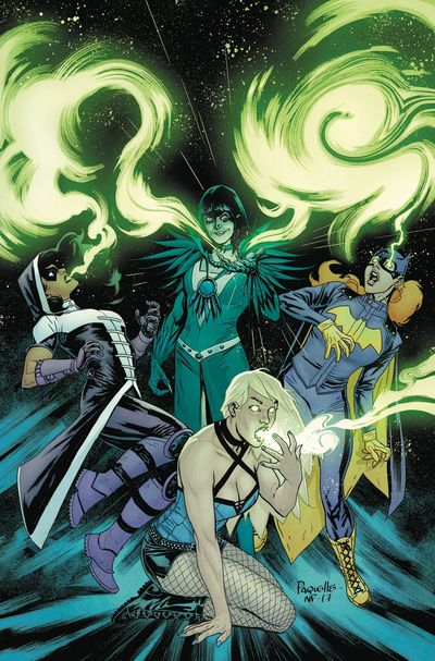 Batgirl And The Birds Of Prey #10