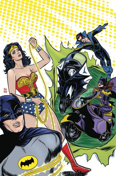 Batman 66 Meets Wonder Woman 77 #5 (of 6)
