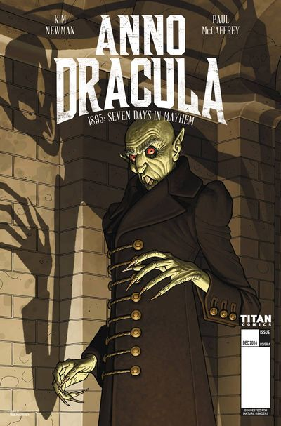 Anno Dracula #3 (of 5) (Cover A – Mccaffrey)