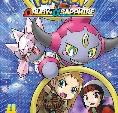 Pokémon Omega Ruby Alpha Sapphire, Vol. 4 (Pokemon)