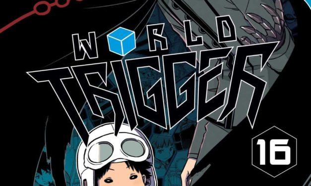 World Trigger, Vol. 16
