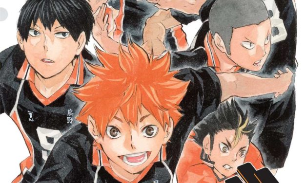 Haikyu!!, Vol. 12