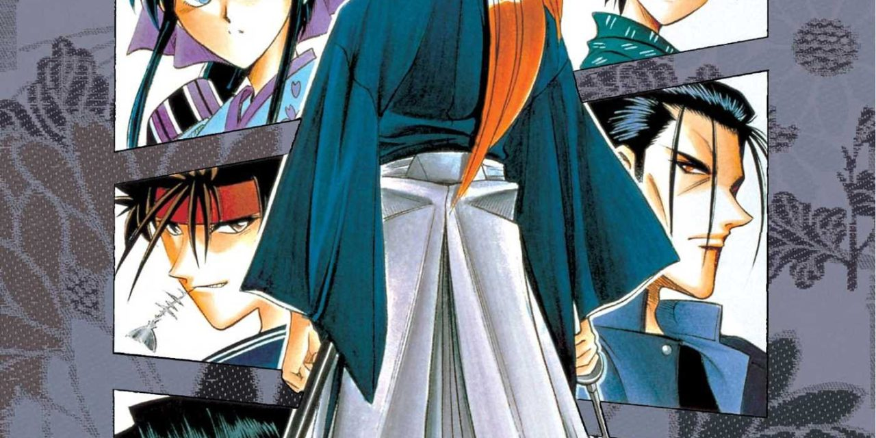 Rurouni Kenshin (3-in-1 Edition), Vol. 3: Includes Vols. 7, 8 & 9