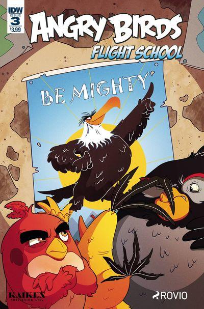 Angry Birds Flight School #3