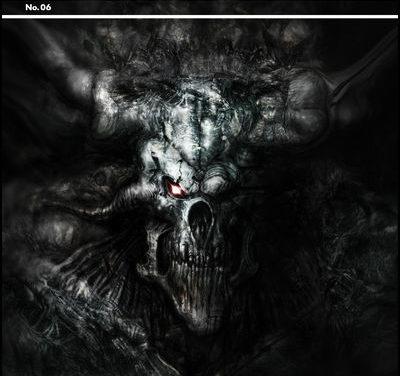 Black Magick #6 (Cover B – Sharpe)