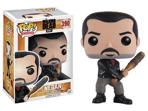 The Walking Dead Negan Pop! Vinyl Figure