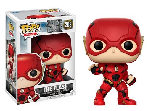 Justice League Movie The Flash Pop! Vinyl Figure