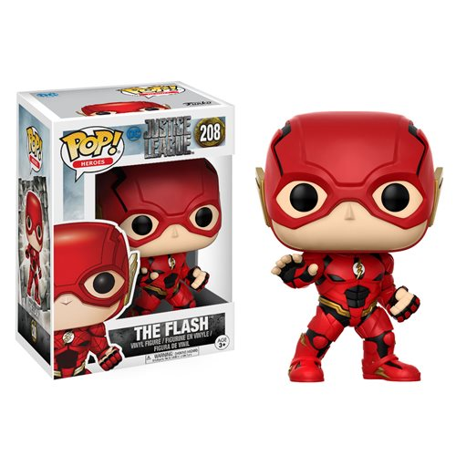 Justice League Movie The Flash Pop! Vinyl Figure