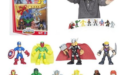 Marvel Super Hero Adventures Gift Set