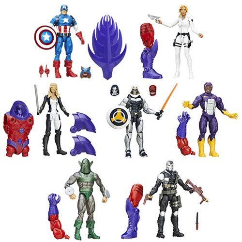 Captain America Civil War Marvel Legends Figures Wave 1 – Free Shipping