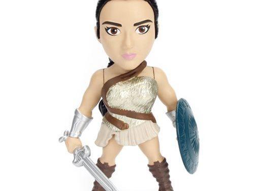Wonder Woman Movie Amazonian Warrior 4-Inch Metals Die-Cast Action Figure