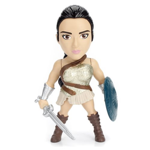 Wonder Woman Movie Amazonian Warrior 4-Inch Metals Die-Cast Action Figure