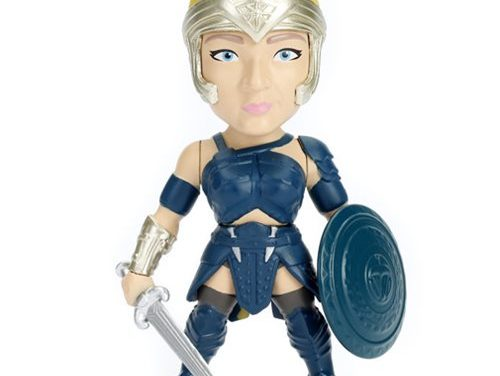 Wonder Woman Movie General Antiope 4-Inch Metals Die-Cast Action Figure