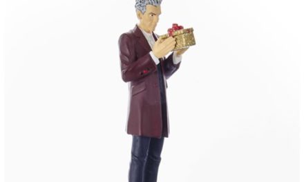 Doctor Who 12th Doctor 5-Inch Figural Ornament