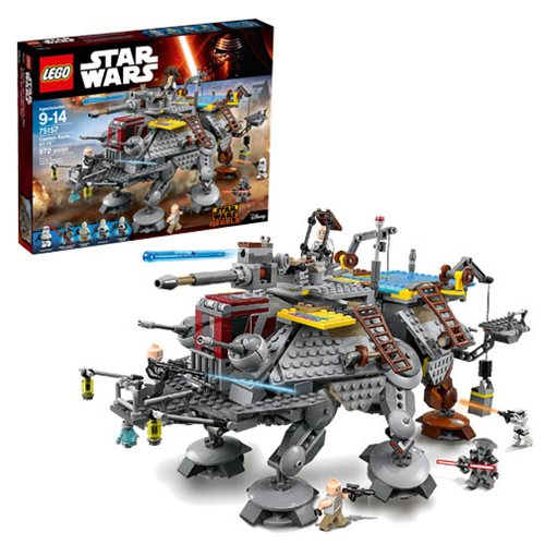 LEGO Star Wars 75157 Captain Rex's AT-TE – Free Shipping